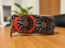 Scheda Video MSI Nvidia GeForce GTX 980 Ti 6GB GDDR5 GPU Graphics Card PC Gaming
