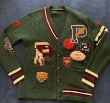 Polo Ralph Lauren Patchwork Limited Edition Cardigan Varisty | RRL Collection