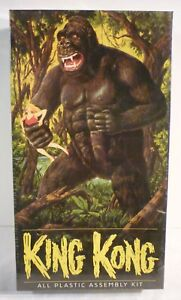 2000 POLAR LIGHTS KING KONG AURORA REISSUE OOP GREAT CONDITION SEALED