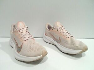 Nike Air Zoom Winflo 7 Women's Shoes Size 8.5 Barely Rose Running CJ0302-601