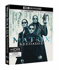 Matrix Reloaded (Blu-Ray 4K Ultra HD + Blu-Ray) WARNER HOME VIDEO