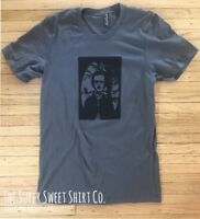 Edgar Allan Poe Goth Raven T-Shirt