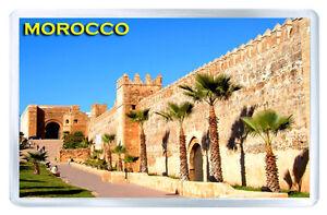 Morocco MOD3 Aimant Souvenir Aimant Frigo