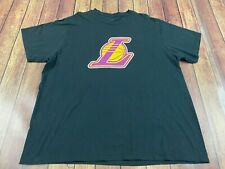 Los Angeles Lakers LeBron James Men's Black T-Shirt - Fanatics - 2XL