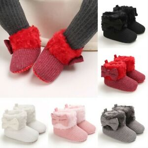 Plus Shoes Shoes Suiable Thicken Walking Warm White/Red/Black/Pink/Gray