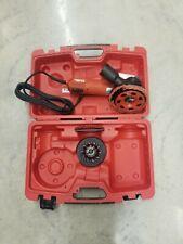 Hilti Corded Diamond Grinder Kit 5 Inch SPX Universal Diamond Cup Polishing Disc