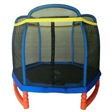 Super 7 Trampoline - Skybound 7' Indoor / Outdoor Kids Trampoline with Warranty!