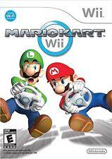 Mario Kart (Nintendo Wii, NTSC) Brand New