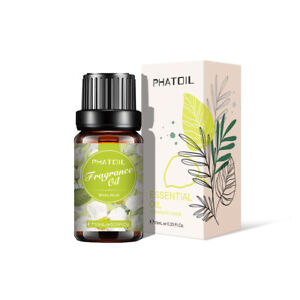 White Musk Essential Oils Undiluted  Pure Organic Essential Oil Fragrances 10ml
