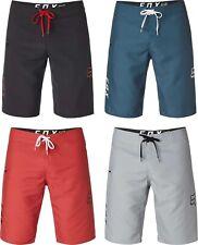 Fox Racing накладные пляжные шорты-мужской купальный костюм плавки