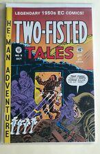 EC Comic Two-Fisted tales vol.1 no.5 Oct 1993 reprint #22 1951 war comic book