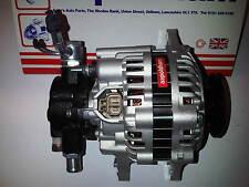 MITSUBISHI Pajero importazione 1990-93 2.5 Diesel Nuovo Alternatore + Vac Pompa + SINGOLO V