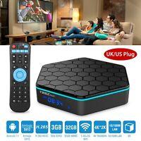 T95Z Plus Smart TV Box Amlogic S912 Octa Core Android7.1 3GB/32GB 4K WiFi USB2.0