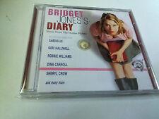 "ORIGINAL SOUNDTRACK ""BRIDGET JONE'S DIARY"" CD 16 TRACKS BANDA SONORA BSO OST"