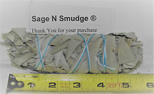 SAGE WHITE SMUDGE LARGE SPIRIT REMOVAL CLEANSING SMUDGING 5 INCH