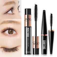 Women Long Black Lash Eyelash Extension Waterproof Eye Makeup Mascara Kit