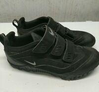 Nike Kato III ACG Road Cycling Shoes Black Grey Men's Size 9.5 Shimano SM-SH51