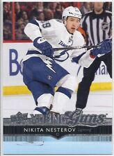 NIKITA NESTEROV 2014-15 Upper Deck YOUNG GUNS Rookie Card RC #525