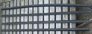 86-93 VOLVO 240 WAGON SEDAN EXTERIOR TRIM STRIPS SET OF (4) ALL BLACK RARE OEM