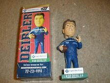 NEW HARRISBURG SENATORS OFFICIAL BOBBLE HEAD ABC 27 NEWS ROB DEIBLER  T