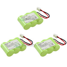 3 Home Phone Rechargeable Battery for Vtech CS5111-2 CS5121 CS5121-2 CS5121-3