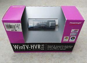 Hauppauge WinTV-HVR-950 NTSC/ATSC High-Definition TV USB Stick Model 1139 New