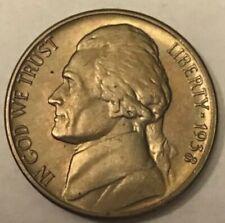 .1938 Jefferson Nickel *Free Shipping*
