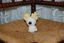 Woezel en Pip Small Dog Plush Crib Toy 2011 Tiamo 1120 Netherlands Baby Safe