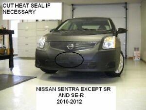 Lebra Front End Mask Cover Bra Fits Nissan Sentra 2010 2011 2012 10 11 12