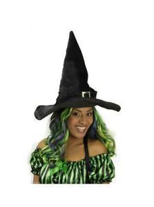 Märchen Hexen Hexe Hexenhut Märchenhut Vampir Gotic Witch Hut Kostüm Halloween