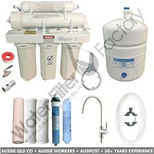 Reverse Osmosis Water Filters | NSF RO Membranes Filter + 350KPA PRV | RON-5-G