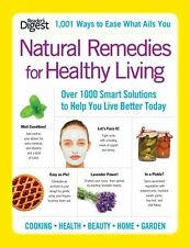Natural Remedies for Healthy Living: Over 1000 Sma