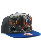 New Era Spider-Man 9fifty A-Frame Snapback Hat Adjustable Cityscape Marvel NWT