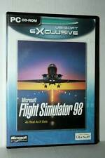 FLIGHT SIMULATOR 98 GIOCO USATO OTTIMO PC CDROM VERSIONE ITALIANA FR1 42418