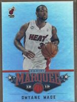 2012-13 Marquee #23 - Dwyane Wade/Miami Heat/Marquette Golden Eagles