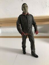 Michael Myers Action Figure Neca Cult Classics Rare Remake Rob Zombie
