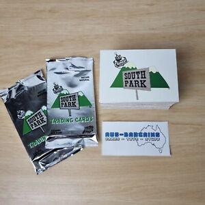 South Park Trading Card Base Set 70 cards 1998 Comic Images made in USA + bonus