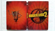steelbook Borderlands 2 / très rare / envoi gratuit, protégé
