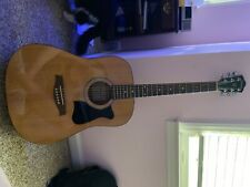 acoustic guitar ibanez used clean barely used good condition