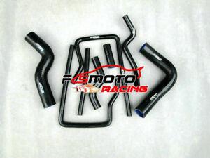BLAC For Subaru Impreza GC8 GF8 EJ20 WRX STI GT MK3/4/5/6 Silicone Radiator Hose