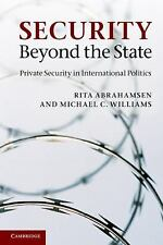Security Beyond the State: Private Security in International Politics (Paperback