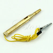 Auto Car Truck Motorcycle Voltage Circuit Tester Test Pen DC 6V-24V New