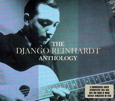 DJANGO REINHARDT - THE ANTHOLOGY 1934-1949 (NEW SEALED 2CD)