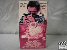 Man On Fire VHS Scott Glenn, Brooke Adams, Danny Aiello