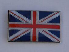 Union Jack British Flag Quality Enamel Pin Badge