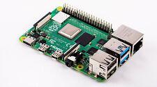 Raspberry Pi 4 Model B 1GB free $10 heatsink and official power supply