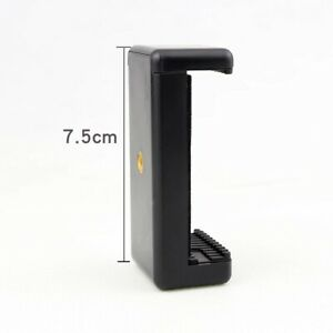 Extra large Adapter Mount Phone Clip Holder Stand for iPhone Tripod Camera 7.5cm