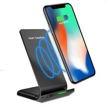 10w wireless charger compatible with iPhone X,Xr,Xs, Galaxy s9,s9+, note, s8,s8+