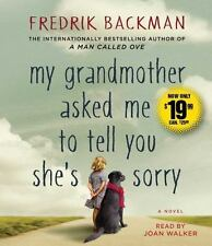 My Grandmother Asked Me to Tell You She's Sorry by Fredrik Backman (2016, CD,...