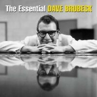 """DAVE BRUBECK """"THE ESSENTIAL (BEST OF)"""" 2 CD NEW!"""